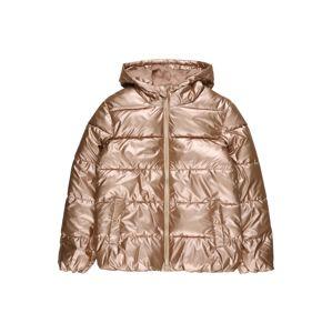 KIDS ONLY Zimní bunda 'Savannah'  růžově zlatá