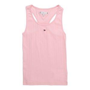 TOMMY HILFIGER Top  pink / růžová