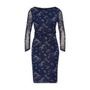 Esprit Collection Společenské šaty  mix barev / námořnická modř