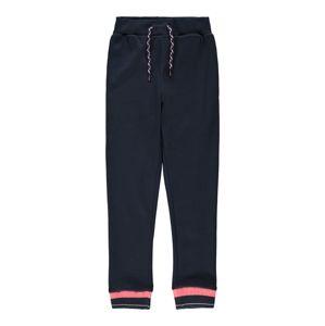NAME IT Kalhoty  tmavě modrá / pink