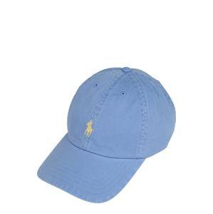 POLO RALPH LAUREN Klobouk 'CLASSIC CAP'  modrá