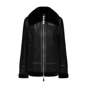 FREAKY NATION Zimní bunda 'Samira'  černá