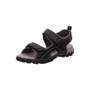 SUPERFIT Otevřená obuv 'HIKE'  černá