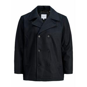 Jack & Jones Plus Přechodný kabát  námořnická modř