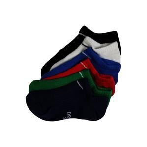 NIKE Ponožky  modrá / zelená / červená / černá / bílá
