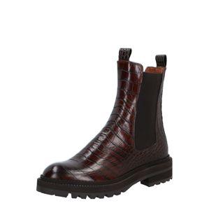 Billi Bi Chelsea boty  hnědá / černá