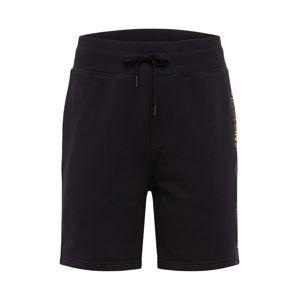 Calvin Klein Jeans Kalhoty 'PRIDE INSTITUTIONAL HWK SHORT'  černá