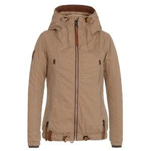 Naketano Zimní bunda  písková
