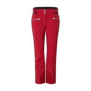 ZIENER Sportovní kalhoty 'TILLA'  červená