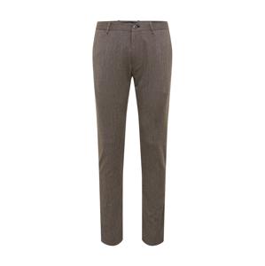 JOOP! Jeans Chino kalhoty  hnědá