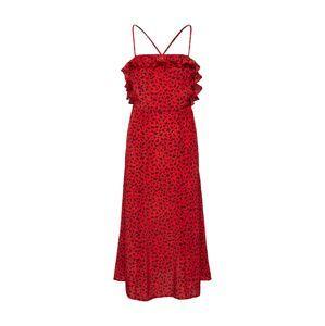 THE KOOPLES SPORT Letní šaty  červená