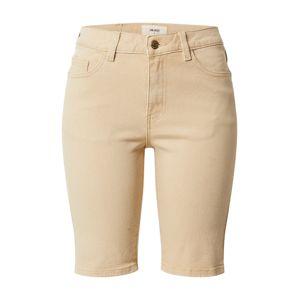 OBJECT Kalhoty 'OBJMARINA'  krémová