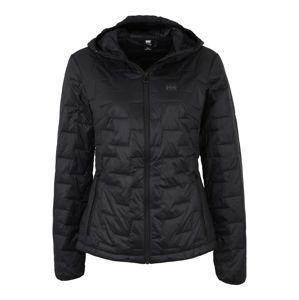 HELLY HANSEN Outdoorová bunda 'LIFALOFT'  černá