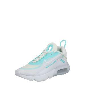 Nike Sportswear Tenisky 'Air Max 2090'  bílá / tyrkysová