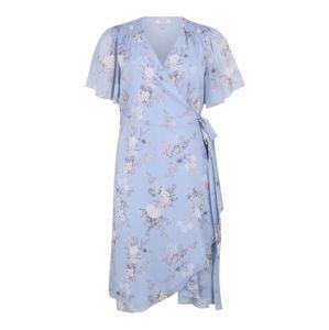 Forever New Letní šaty 'EBONY RUCHED '  světlemodrá