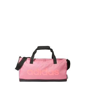 ADIDAS PERFORMANCE Sportovní taška 'Lin'  lososová / černá / růže