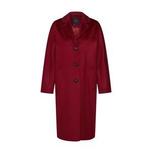 Weekend Max Mara Přechodný kabát 'FUNALE'  červená