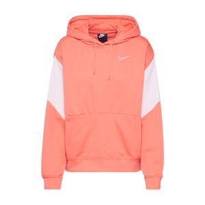 Nike Sportswear Mikina 'W NSW PO FT CB'  růžová