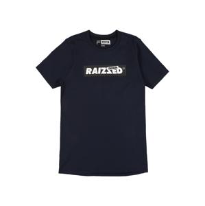 Raizzed Tričko 'Hamburg'  tmavě modrá / černá / bílá