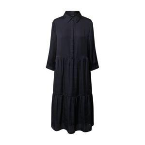 OPUS Šaty 'Wilani'  noční modrá / tmavě modrá