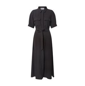 Neo Noir Košilové šaty 'Margaret'  černá