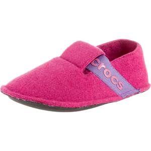 Crocs Pantofle  svítivě fialová / pink / svítivě růžová