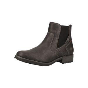 Dockers By Gerli Kotníkové boty  černá