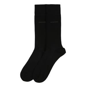 BOSS Ponožky  černá