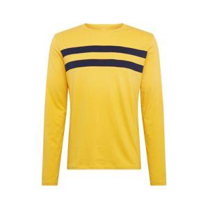 GAP Tričko 'V-LS EVD CREW STP'  žlutá
