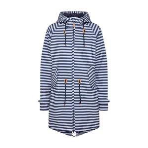 Derbe Přechodný kabát 'Island Friese'  modrá / námořnická modř / bílá