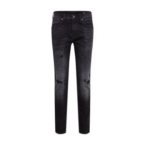 Pepe Jeans Džíny 'Nickel'  černá džínovina