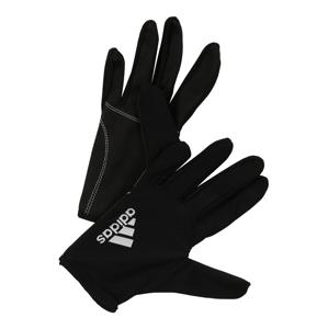 ADIDAS PERFORMANCE Sportovní rukavice  antracitová / bílá