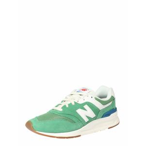 new balance Tenisky '997'  trávově zelená / bílá / červená