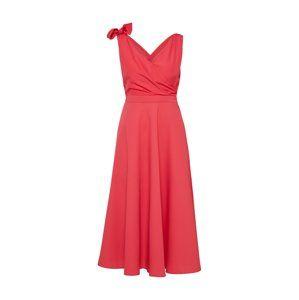 MAX&Co. Koktejlové šaty 'PASCAL'  červená