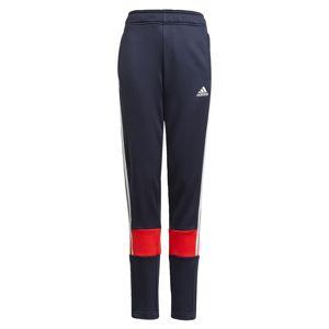ADIDAS PERFORMANCE Sportovní kalhoty  námořnická modř / bílá / červená