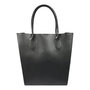 PIECES Nákupní taška 'Milian'  černá