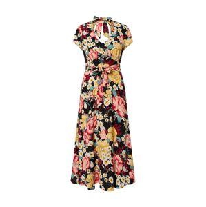 King Louie Letní šaty 'Shiloh Dress Carioca'  černá / mix barev