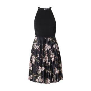 ABOUT YOU Letní šaty 'Nicky Dress'  černá