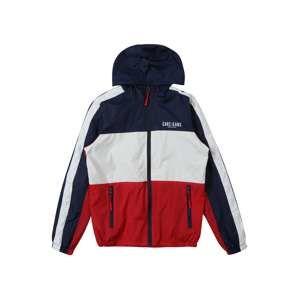 Cars Jeans Přechodná bunda 'KIDS DUNES POLY NAVY'  námořnická modř / světle červená