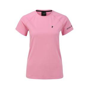 PEAK PERFORMANCE Funkční tričko 'WPROCO2SST'  růžová