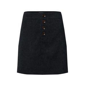 Fashion Union Sukně 'KELSEY'  černá