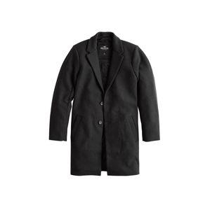 HOLLISTER Přechodný kabát  antracitová