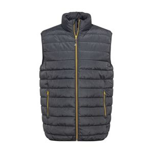 Only & Sons Vesta 'onsGEORGE QUILTED WAISTCOAT OTW'  tmavě šedá