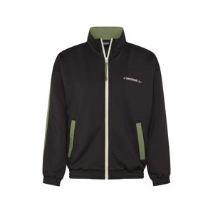 Worst Behavior Přechodná bunda  zelená / černá