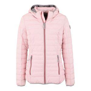 G.I.G.A. DX Sportovní bunda 'Uyaka Stripe'  růžová