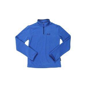 JACK WOLFSKIN Funkční flísová bunda 'GECKO'  královská modrá
