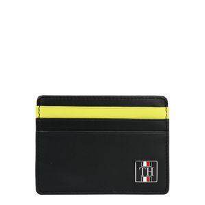 TOMMY HILFIGER Pouzdro 'TH PLAQUE POP PLAQUE CC HOLDER'  černá