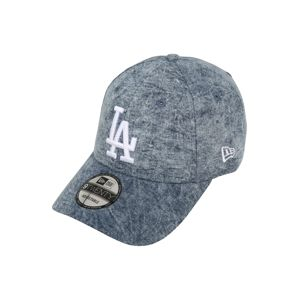 NEW ERA Čepice 'DENIM 9TWENTY LOSDOD BLU Los Angeles Dodgers'  modrá