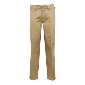 DICKIES Kalhoty s puky 'Cotton 873'  tmavě béžová