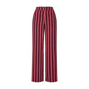 Gestuz Kalhoty 'Tilly'  pink / červená / černá